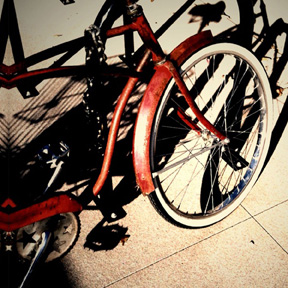 Cruiser Bike Denver Denver iPhone Dean Allan Artist