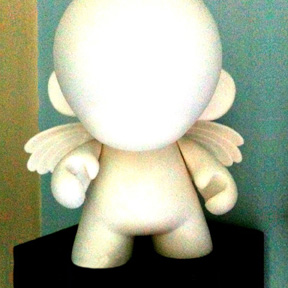 Munny Angel iPhone Dean Allan Artist